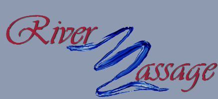 River Massage Logo